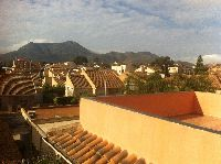 Vistas al monte de Cartagena 小屋
