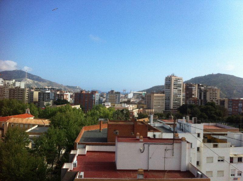 Vistas de Cartagena desde el ático Atico