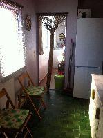 Cocina, vista galería Atico